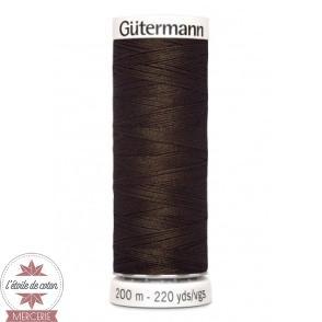 Fil Gütermann pour tout coudre 200 m - N°406