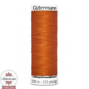 Fil Gütermann pour tout coudre 200 m - N°982