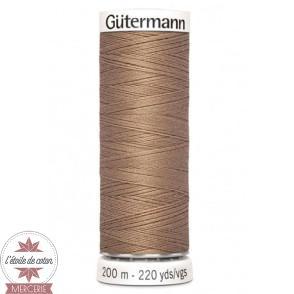 Fil Gütermann pour tout coudre 200 m - N°139