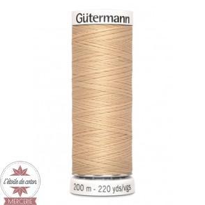 Fil Gütermann pour tout coudre 200 m - N°421