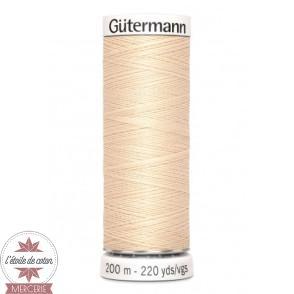 Fil Gütermann pour tout coudre 200 m - N°5