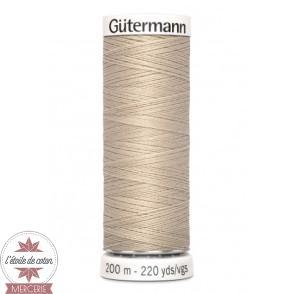 Fil Gütermann pour tout coudre 200 m - N°722