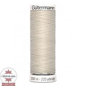Fil Gütermann pour tout coudre 200 m - N°299