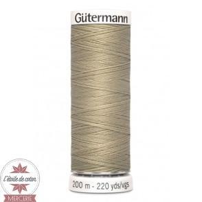Fil Gütermann pour tout coudre 200 m - N°131