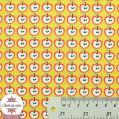 Tissu coton Pomi - Oeko-Tex