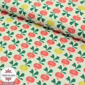 Tissu coton Radiz - Oeko-Tex