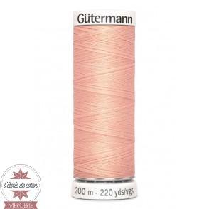 Fil Gütermann pour tout coudre 200 m - N°165