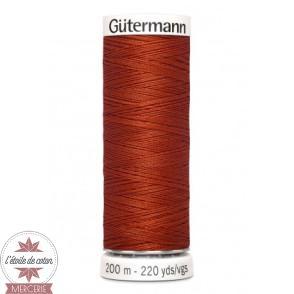 Fil Gütermann pour tout coudre 200 m - N°837