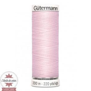 Fil Gütermann pour tout coudre 200 m - N°372