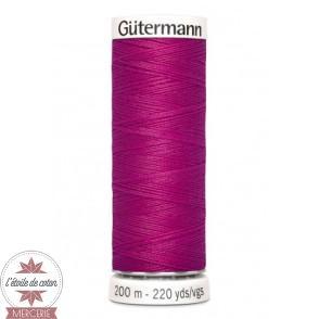 Fil Gütermann pour tout coudre 200 m - N°877