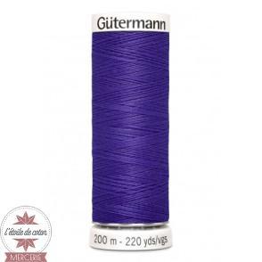 Fil Gütermann pour tout coudre 200 m - N°810