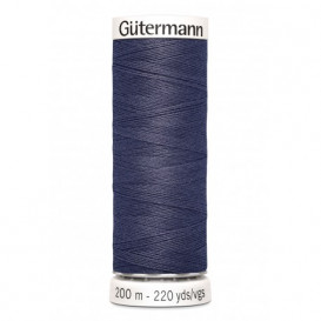 Fil Gütermann pour tout coudre 200 m - N°875