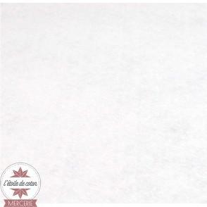 Feutrine blanc - 45 x 50 cm