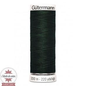Fil Gütermann pour tout coudre 200 m - N°707