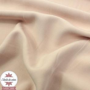 Tissu viscose uni - rose chair - Oeko-Tex