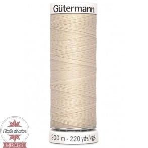 Fil Gütermann pour tout coudre 200 m - N°169