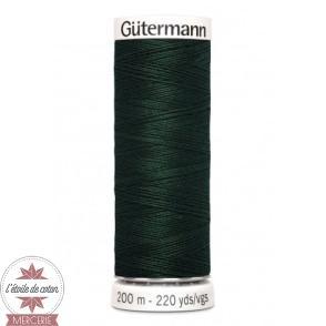 Fil Gütermann pour tout coudre 200 m - N°472
