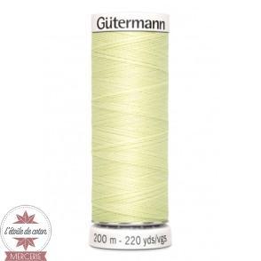 Fil Gütermann pour tout coudre 200 m - N°292