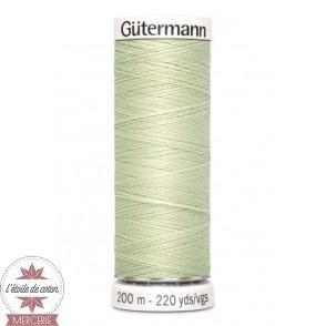 Fil Gütermann pour tout coudre 200 m - N°818