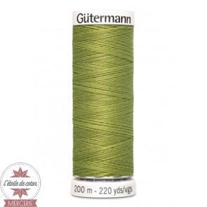 Fil Gütermann pour tout coudre 200 m - N°582
