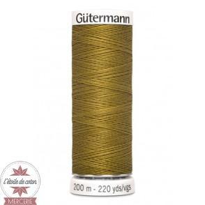 Fil Gütermann pour tout coudre 200 m - N°886
