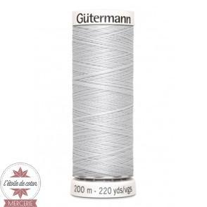 Fil Gütermann pour tout coudre 200 m - N°8