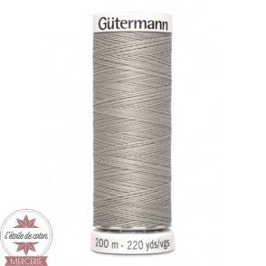 Fil Gütermann pour tout coudre 200 m - N°118