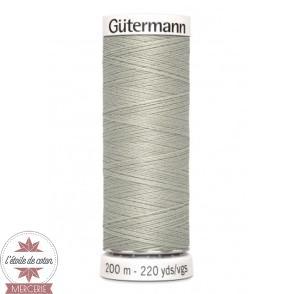 Fil Gütermann pour tout coudre 200 m - N°854