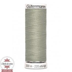 Fil Gütermann pour tout coudre 200 m - N°132
