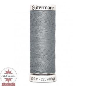 Fil Gütermann pour tout coudre 200 m - N°40