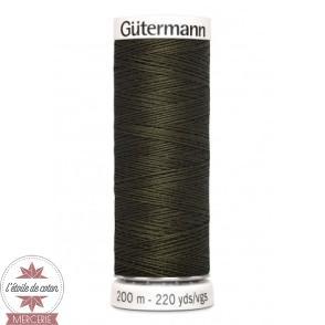 Fil Gütermann pour tout coudre 200 m - N°531