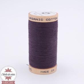 Fil 100% coton bio 275 m - violet