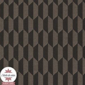 Tissu jacquard outdoor - Geometric Luxor