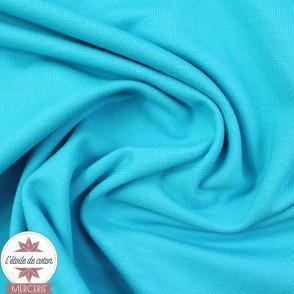 Jersey uni - bleu ciel (Oeko-Tex)