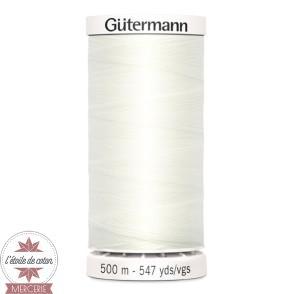 Fil Gütermann pour tout coudre 500 m - N°111