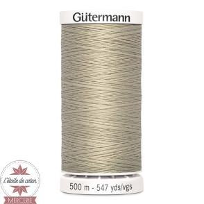 Fil Gütermann pour tout coudre 500 m - N°722
