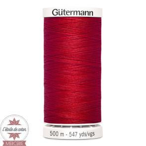Fil Gütermann pour tout coudre 500 m - N°156