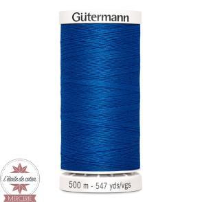 Fil Gütermann pour tout coudre 500 m - N°322