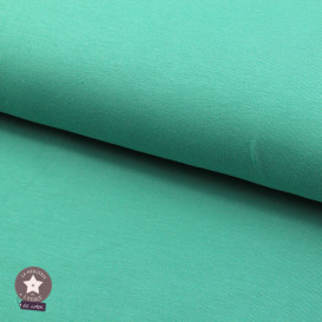 Jersey uni BIO - vert béryl