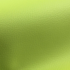Simili cuir fin - vert fenouil