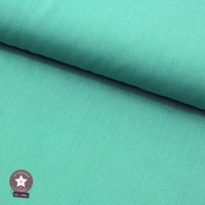 Popeline de coton - vert sauge (Oeko-Tex)