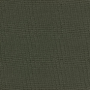 Jersey bord-côte Stof Avalana 160 cm - kaki (Oeko-Tex)
