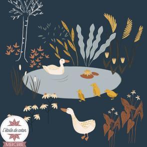 Tissu coton Ducks by RJR