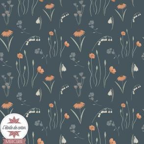 Tissu coton Mini Meadow by RJR