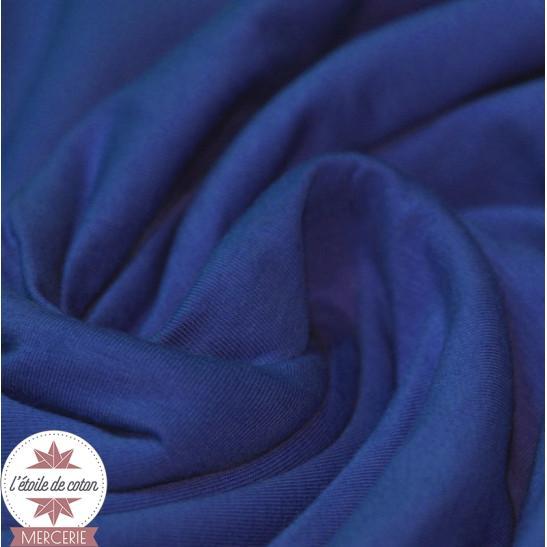Jersey uni - bleu Klein