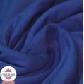 Jersey uni - bleu Klein (Oeko-Tex)