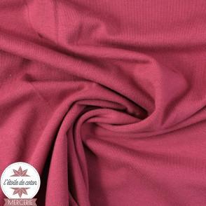 Jersey uni - vert nil (Oeko-Tex)