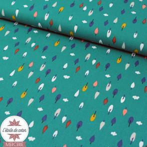 Tissu coton Bichette - Oeko-Tex