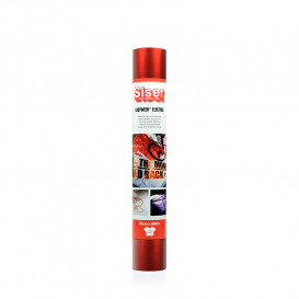 Coupon Flex EasyWeed ELECTRIC by Siser rouge - 30 x 100 cm