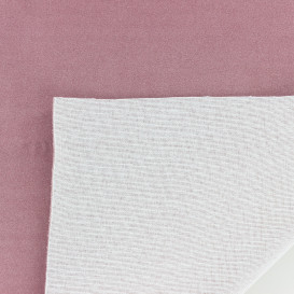 Tissu velours ras accessoire/ameublement - bordeaux ?
